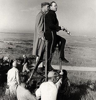 Charles Lang American cinematographer