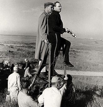 Charles Lang - Charles Lang and Marlon Brando (1961)