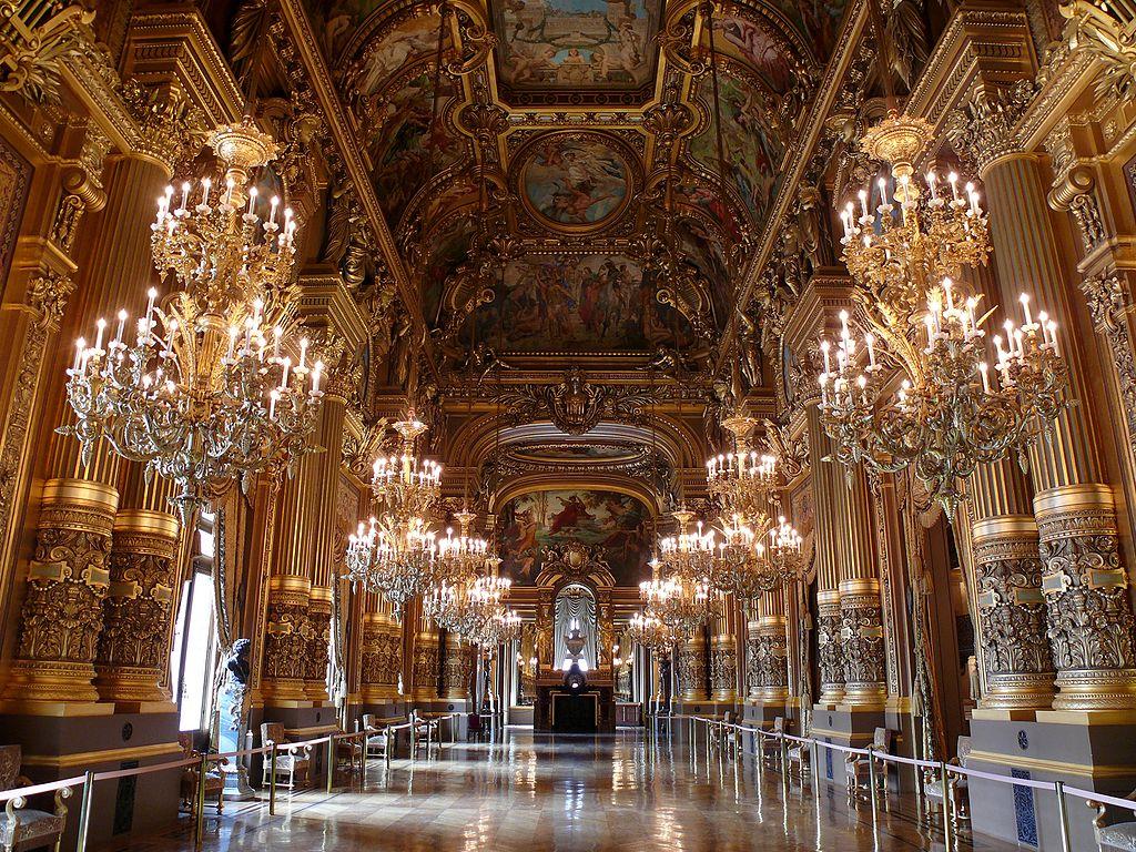 Home Le Foyer Marcinelle : Fichier opéra garnier le grand foyer g — wikipédia