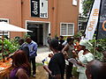 Opening of the Espace WikiAfrica in Douala 27.JPG