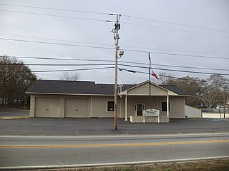 Orchard Hill, Georgia - Orchard Hill City Hall