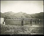 Oregon Short Line, Bridge over Snake River near Huntington; C.R. Savage, Photo..jpg