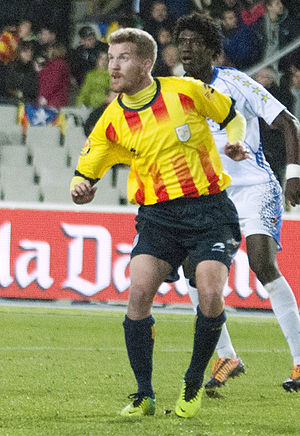 Oriol Rosell - Rosell playing for Catalonia in 2013