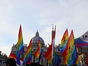 Церковь о гомосексуальности