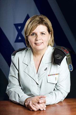 IDF MGen Orna Barbivai
