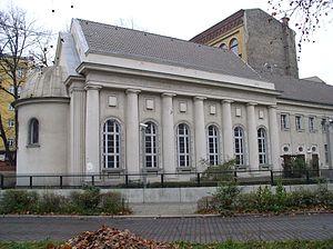 Alexander Beer - An orthodox synagogue by Alexander Beer.