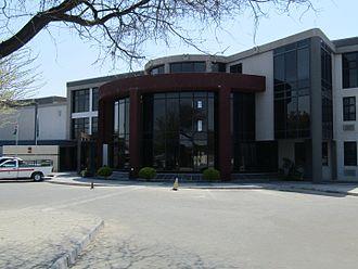Oshakati - New City Council building