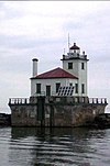Oswego West Pierhead Lighthouse