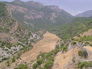 Arte rupestre de los valles de Otíñar