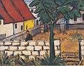 Otto Mueller - Bauerngehöft in Frankreich - ca1916.jpeg