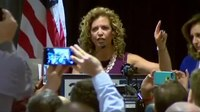 "File:Outgoing DNC chair Debbie Wasserman Schultz to Florida delegates ""We have to make sure that we move together in a unified way"".webm"