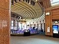 Outgoing Taxis & Motor Coaches Wing, Cincinnati Union Terminal, Queensgate, Cincinnati, OH (46807665834).jpg
