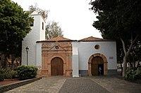 Pájara village - Plaza de Nuestra Señora de Regla-FV-30 - Iglesia ex 01 ies.jpg