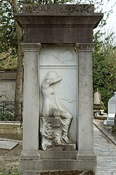 Tomb of Guillaume Dubufe