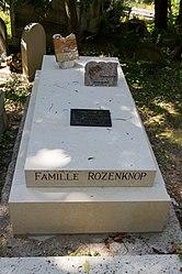 Tomb of Rozenknop
