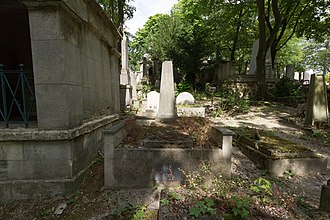 William Lawless - Pere Lachaise Cemetery.