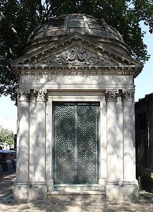 Horace Finaly - Family Chapel Hugo Finaly.