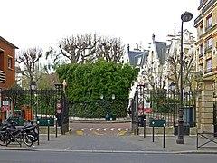 Rue Des Villa Bisontines