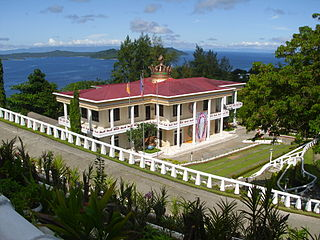 San Jose, Dinagat Islands Municipality in Caraga, Philippines