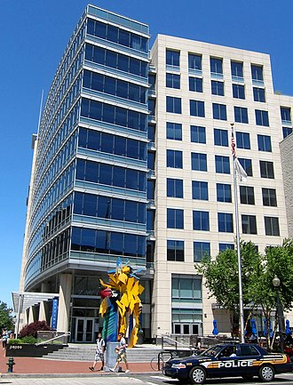 Pepco - The Pepco headquarters in Washington, D.C., in May 2010.