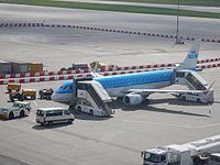 PH-EZP - E190 - KLM