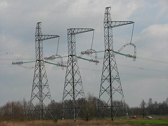 Rzeszów–Khmelnytskyi powerline