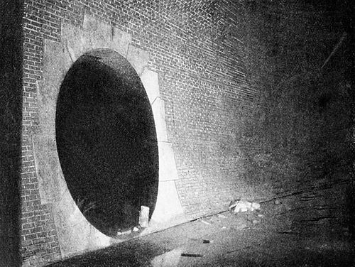 PSM V45 D634 Junction of wheel pit tunnel of the niagara paper co.jpg