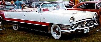 Packard Caribbean - 1955 Packard Caribbean Convertible