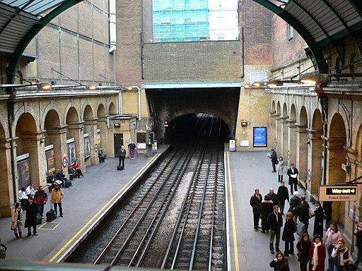 Paddington Praed Street station 01