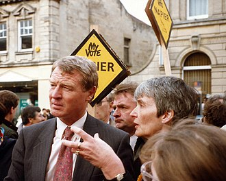 Liberal Democrats (UK) - Paddy Ashdown, leader from 1988 to 1999