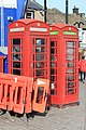 Pair Of K6 Telephone Kiosks To Rear Of Market Place.jpg