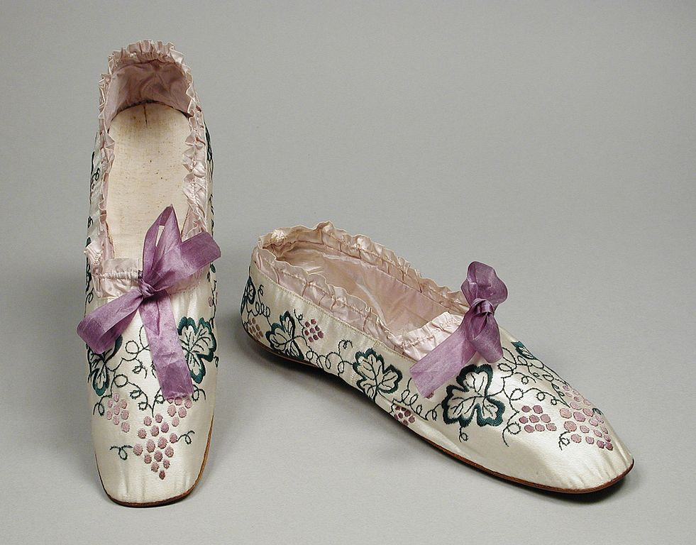 Feather Shoes Wedding