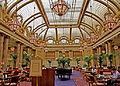 Palace Hotel, Garden Court Restaurant 2.jpg