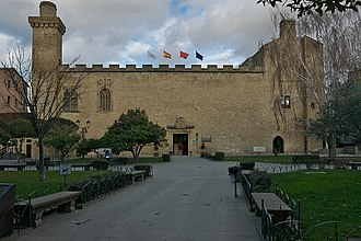 Palace of the Kings of Navarre of Olite - Old Palace