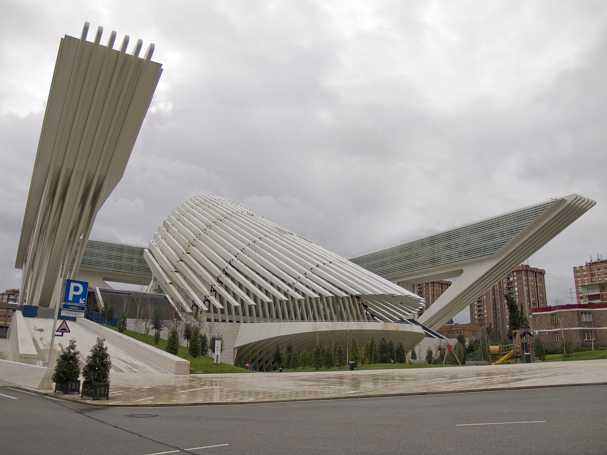 Palacio de congresos de oviedo wikipedia la - Arquitectos oviedo ...