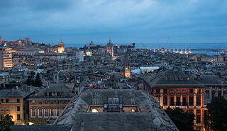 History of Genoa