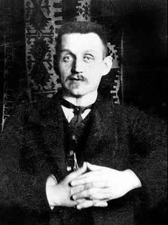 Shakhty Trial - Peter Palchinsky, 1913