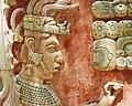 Palenque - Jungle - Relief de Pacal II (ou pas).JPG