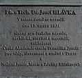 Pamětní deska Josefa Hlávky na rodném domě, detail.jpg