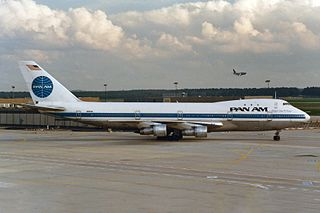 Pan Am Flight 845 1971 aviation accident in California, United States