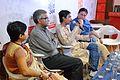 Panel Discussion - Barshik Pujor Fashal Ete Ki Sahitya Samriddhya Hoi - Apeejay Bangla Sahitya Utsav - Kolkata 2015-10-10 5538.JPG