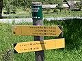 Panneau Dessous le Roc 805 m (Embrun).jpg
