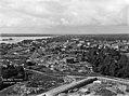 Panoraama Kansallismuseon tornista luoteeseen. - N349 (hkm.HKMS000005-000000j8).jpg