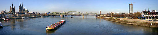 Panorama cologne 20050114