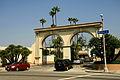 Paramount Pictures Eingang.JPG