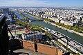 Paris - Eiffelturm - 2.Aussichtsplattform.jpg