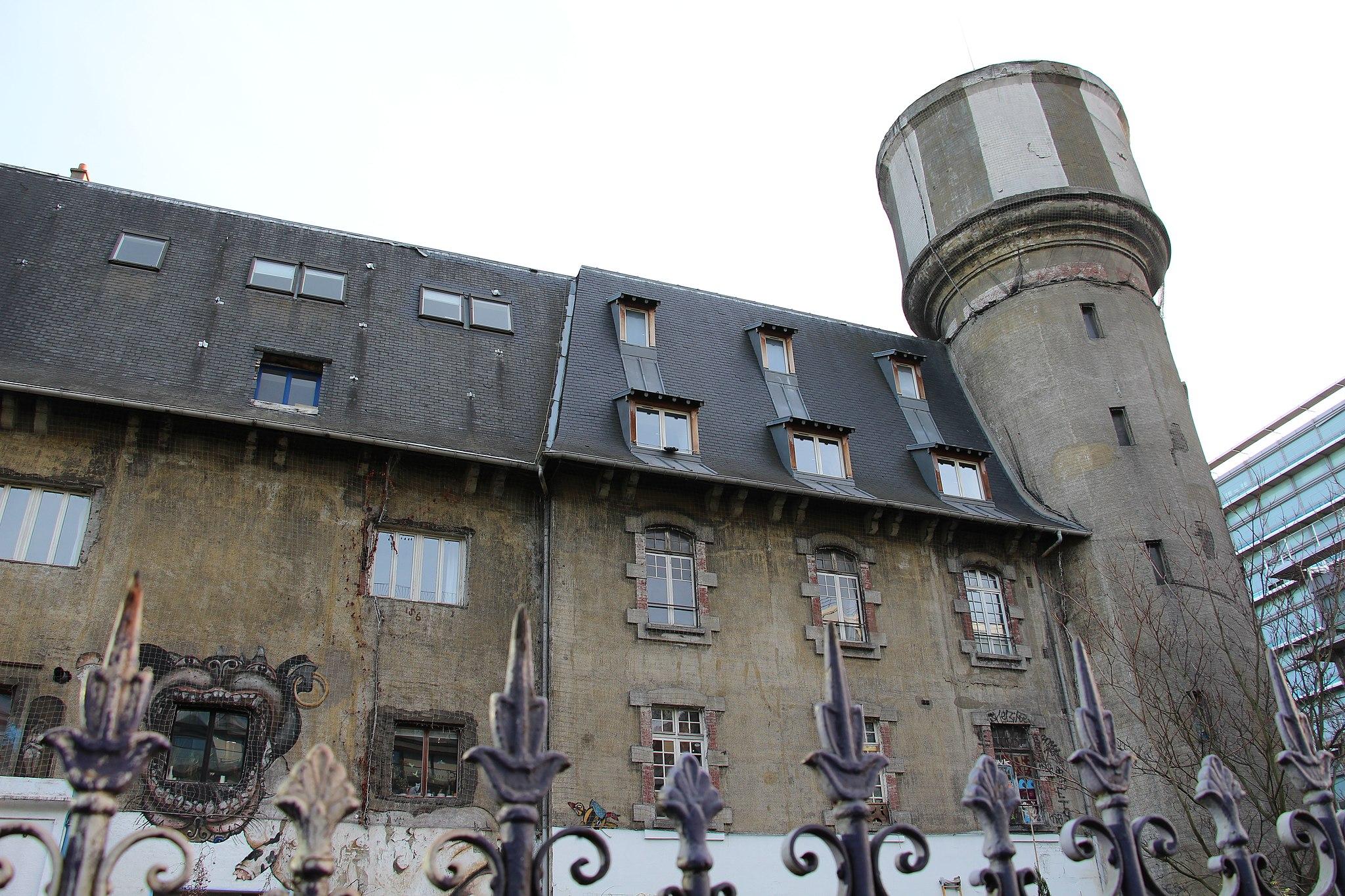 Paris - Les Frigos (27835945405)