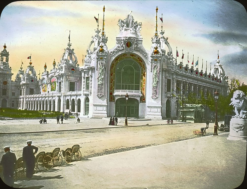 File paris exposition palace of decorative arts paris france 1900 wikimedia commons - Museum decorative arts paris ...