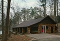 Paris Mountain State Park, Bathhouse, Paris Mountain State Park, off SC Route 253, Greenville vicinity (Greenville, Carolina).jpg