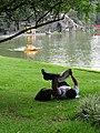 Park Scene - Chapultepec Park - Mexico City - Mexico - 02 (15399737806).jpg